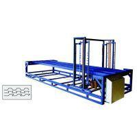 CNC corrugated foam cutting machine