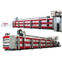 Polyurethane/Phenolic panels machinery