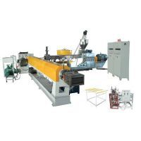 xps panels extruding machine