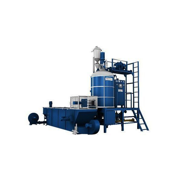 basic configuration eps foam batch prefoam machine