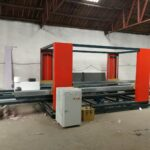 installation of cnc foam cutting machine