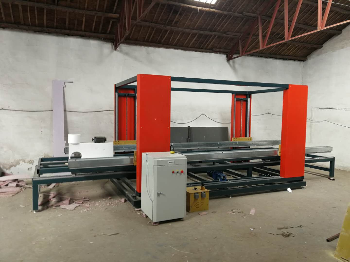 hot wire cnc cutting machine