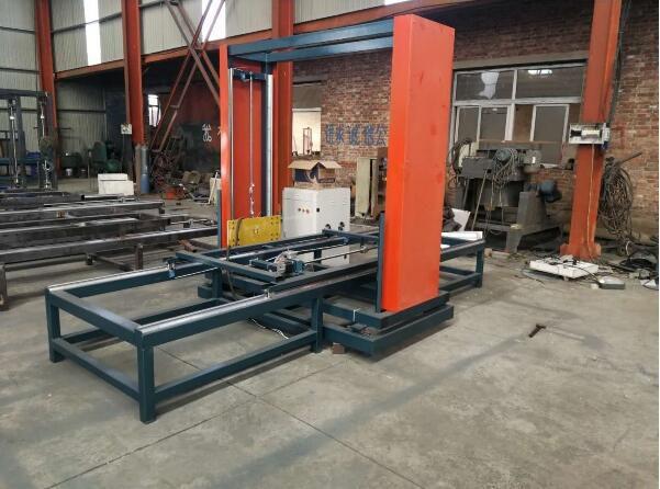 CNC eps foam cutting machine for decorative mouldings