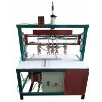 semi-automatic eps grooving package machine