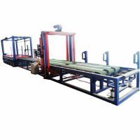 hot wire vibration cutting line,NF eps foam cutting line