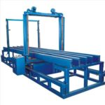 EPS foam sheet cutting machine