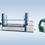 EPS package waste recycling machine line