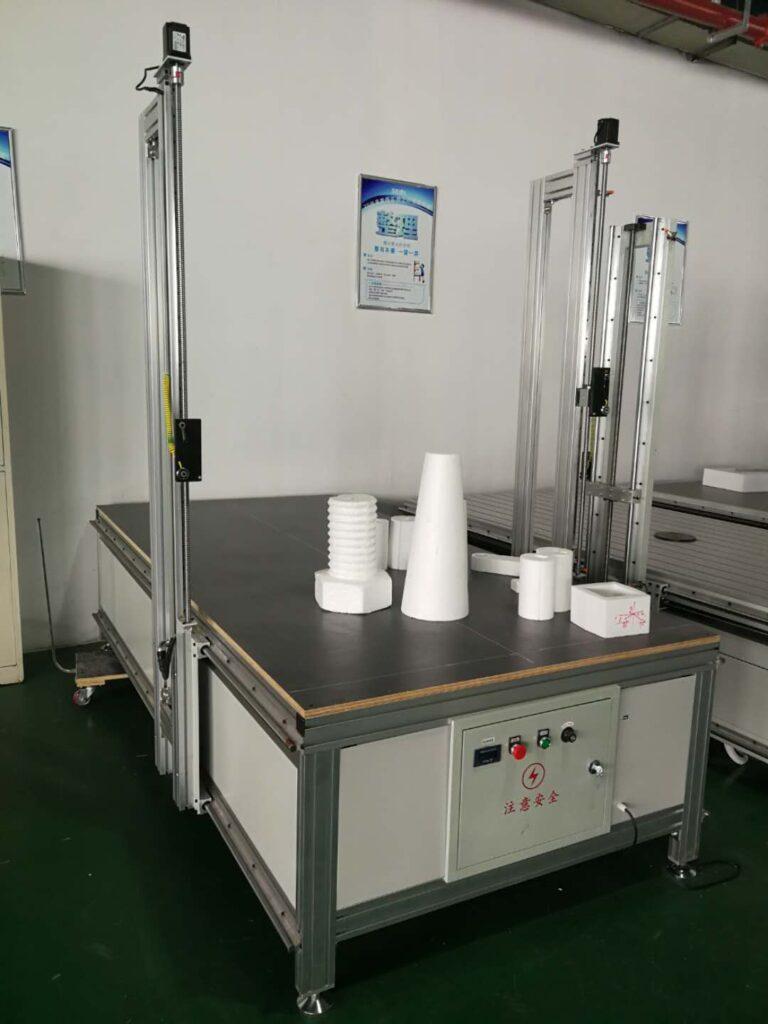 Best cnc foam cutting machine from China