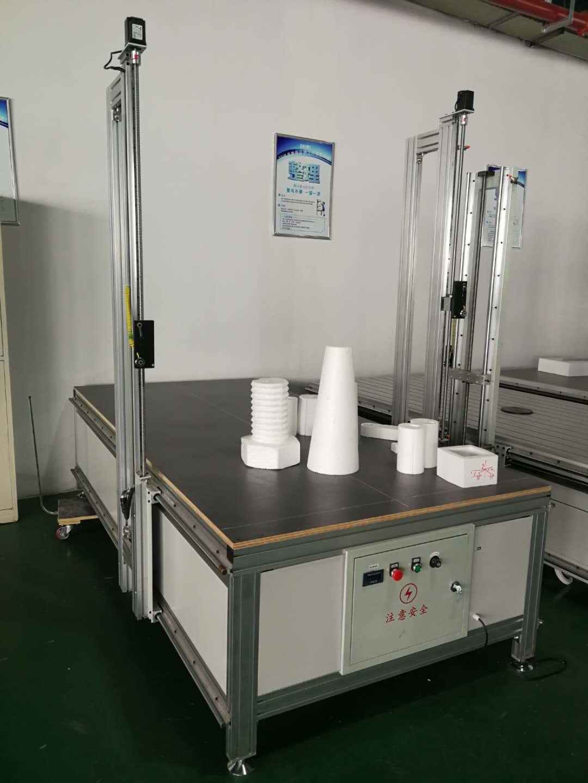 single hot wire cnc foam cutting machine