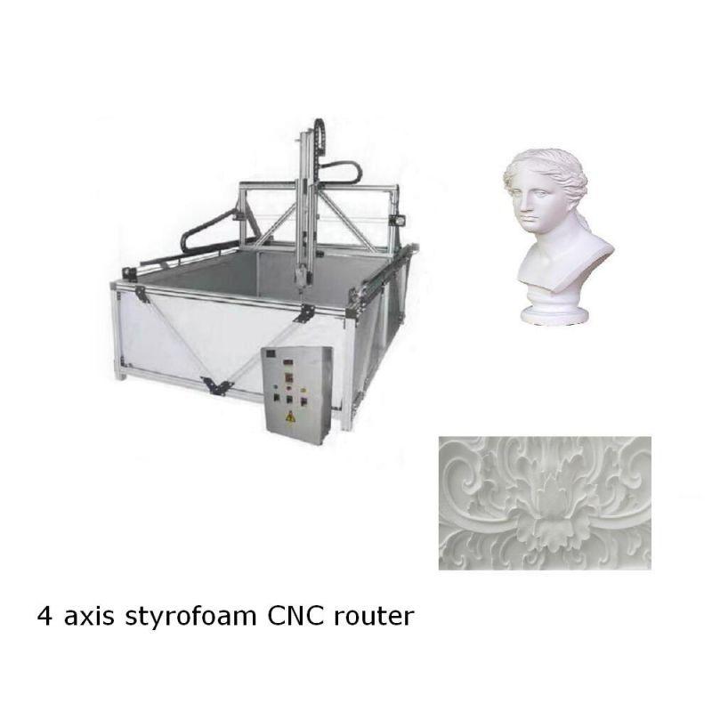 CNC-foam-router