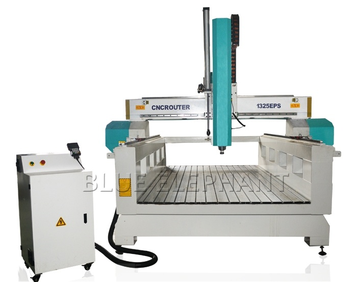 High Z Axis 1325 Wood Working CNC Router, Wood EPS Foam Cutting Machine for Sale