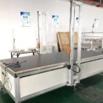 Carrousel Foam Cutting Machine
