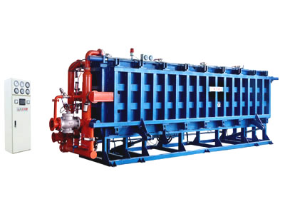 air-cooling eps block molding machine