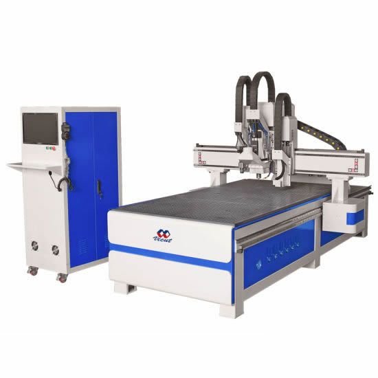 2019 Latest Version Atc CNC Router EPS Cutting Machine for Foam PVC EPS Carton Box