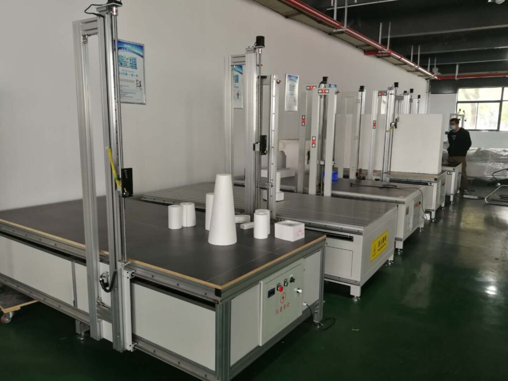 what is cnc foam cutting machine