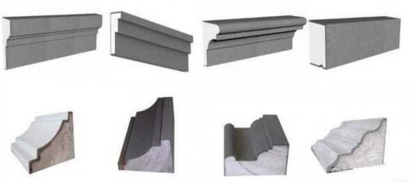 architectural foam molding