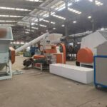 The income of eps shredder for polystyrene recycling