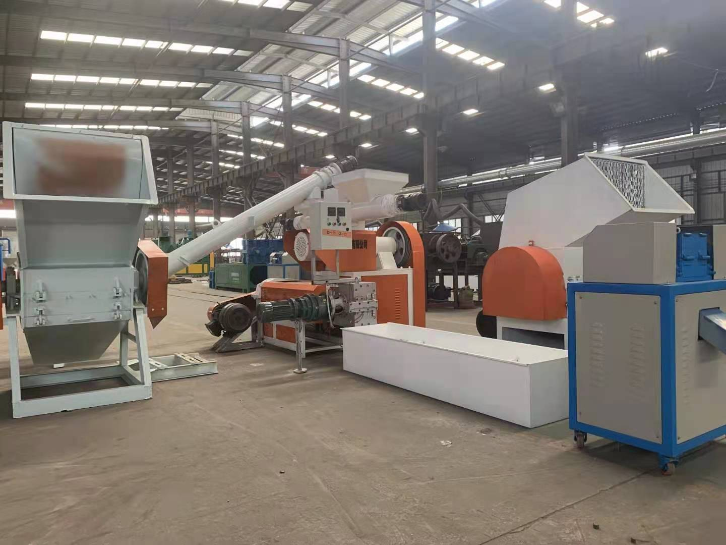 eps pelletizing machine