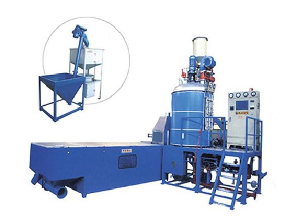 eps prefoam machine