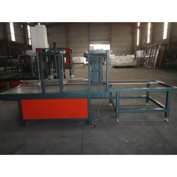 linear foam coating machine