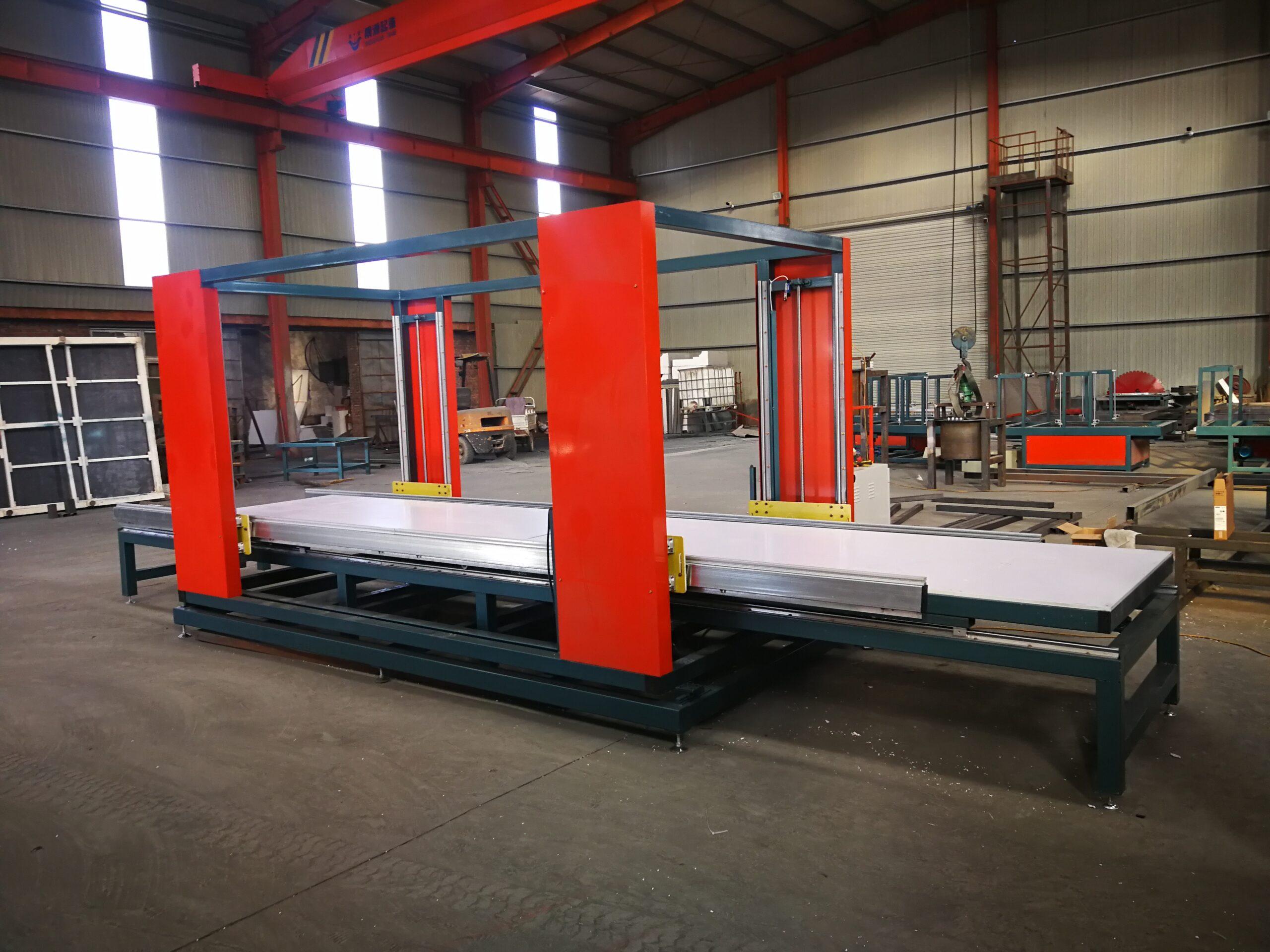 cnc eps cutting machine
