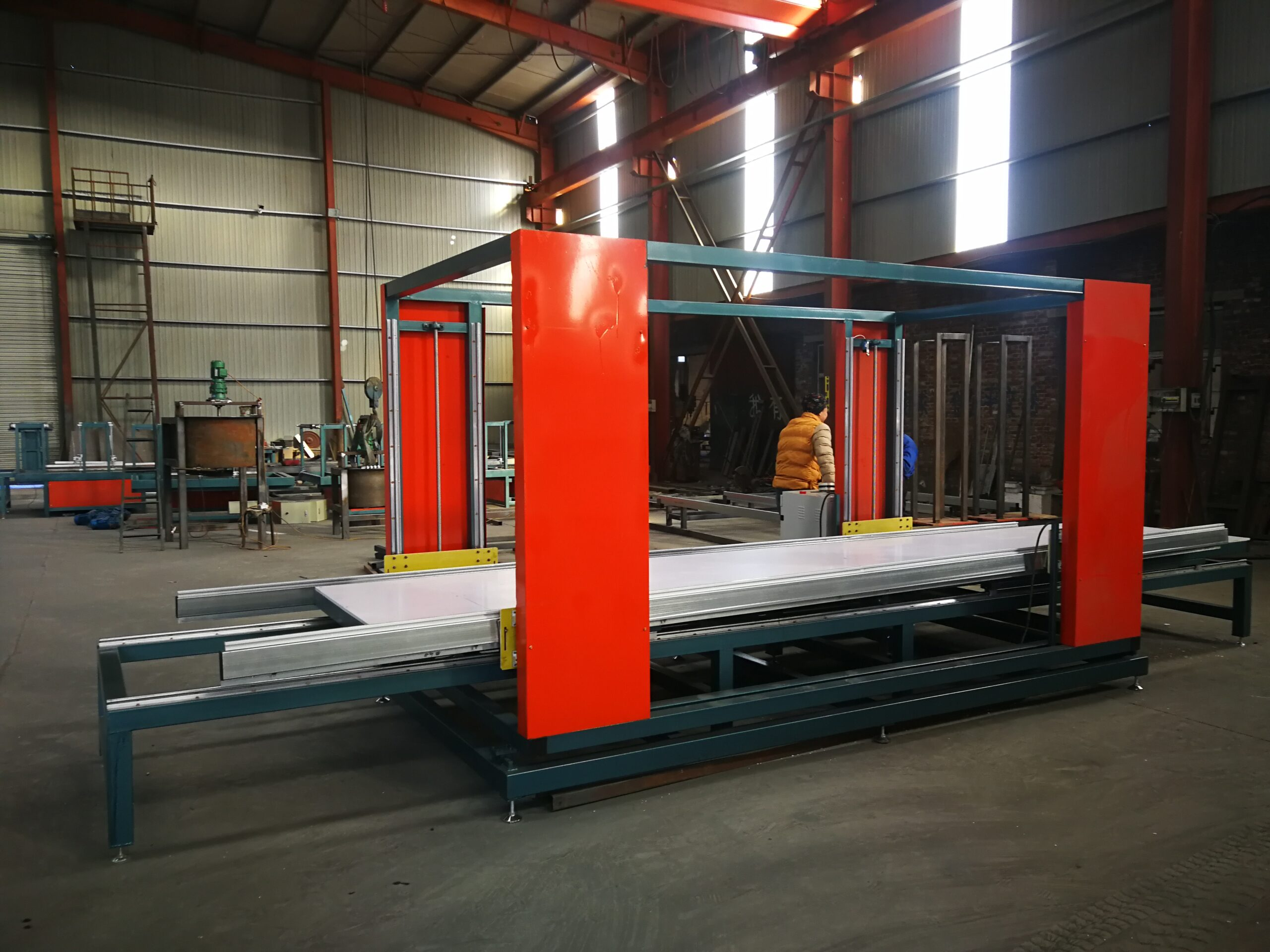 cnc foam cutting machine