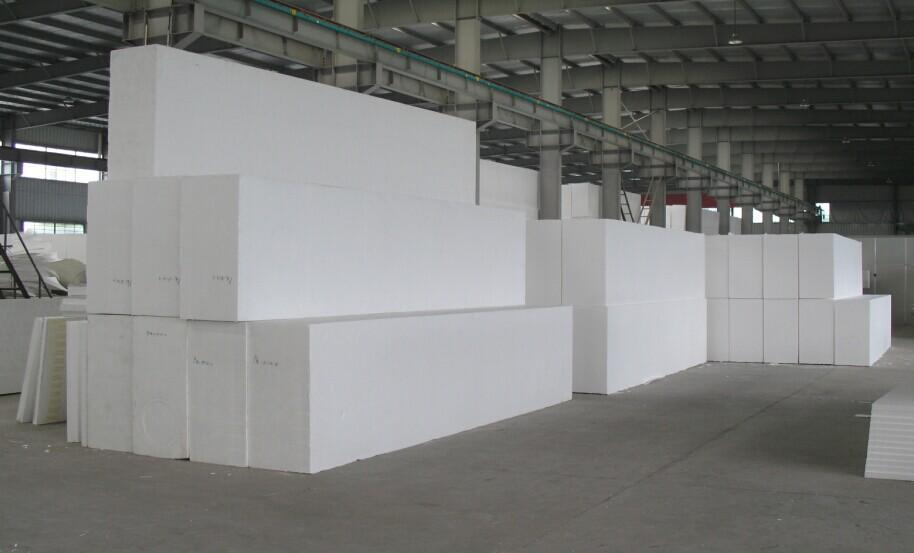 EPS insulation block