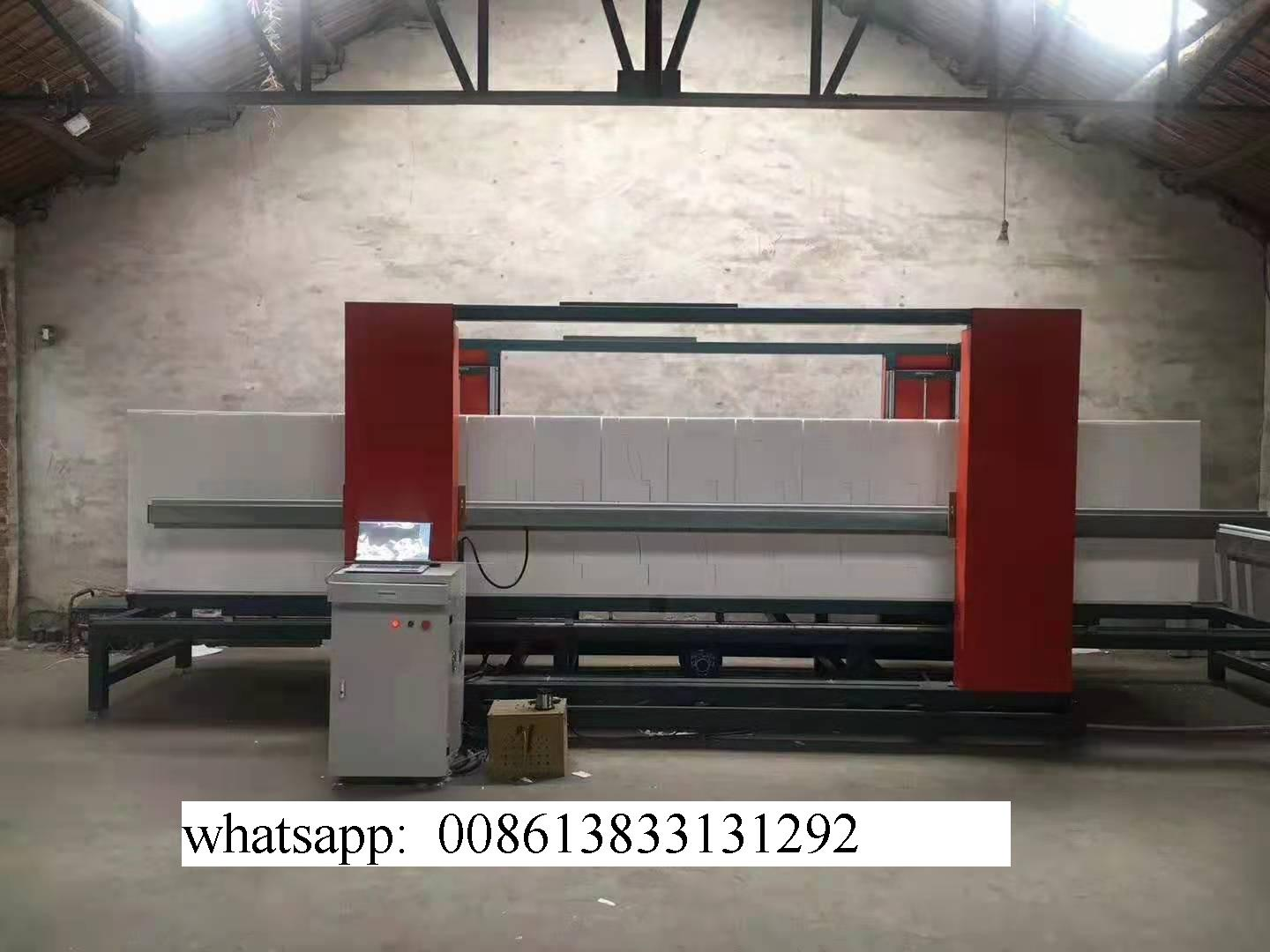 hot wire cnc foam cutting machine