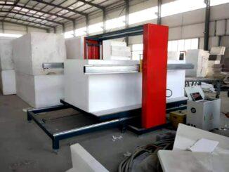 ARDUINO CNC FOAM CUTTING MACHINE