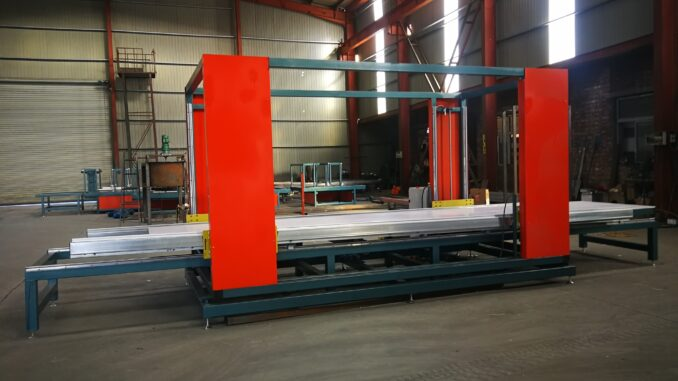 arduino controlled CNC foam cutting machine